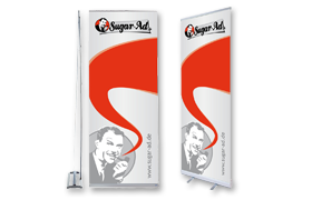 Roll-Up Banne